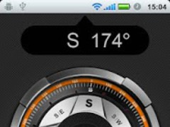 Smart Compass Cool Compass 1.3 Screenshot