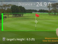 Review Screenshot - Measurement App – Measure the Distance to Distant Objects