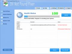 Smart Dll Not Found Fixer Pro 4.6.2 Screenshot