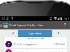 Smart Expense Tracker 1.0 Screenshot