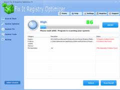 Smart Fix It Registry Optimizer Pro 4.3.5 Screenshot