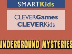 Smart Kids : Underground Mysteries Thinking Puzzle Games and Exciting Adventures App 1.0 Screenshot