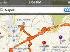 Smart Maps - Naples (Napoli, Pompeii & Capri) 2.7 Screenshot