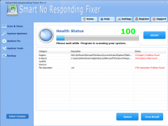 Smart Not Responding Fixer Pro 4.5.1 Screenshot