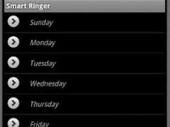 Smart Ringer 1.0.1 Screenshot