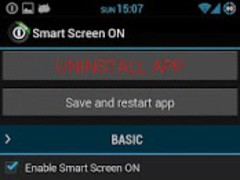 Smart Screen ON LITE 1.5 Screenshot