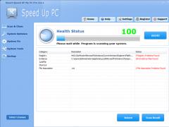 Smart Speed UP My PC Pro 4.6.1 Screenshot