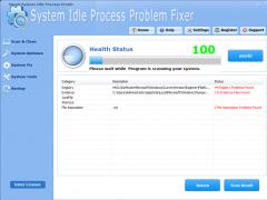 Smart System Idle Process Problem Fixer Pro 4.3.5 Screenshot