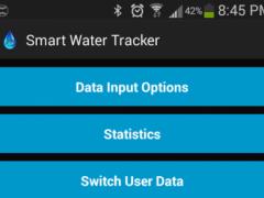Smart Water Tracker 2.0 Screenshot