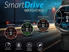 SmartDrive Watch Face  Screenshot