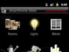 SmartHome iDom 1.8.3 Screenshot