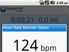 SmartHRM Fitness 1.0.0 Screenshot