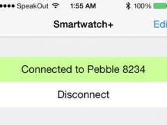 Smartwatch+ for Pebble 1.2.4 Screenshot