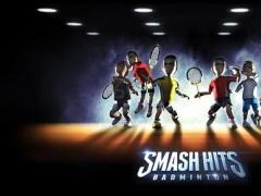 Smash Hits Badminton 1.0 Screenshot