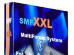 SMFXXL Multi Forum System 1.1.2 Screenshot