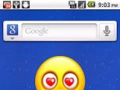 Smiley Battery Widget Vol. 2 1.2 Screenshot