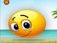 Smiley Face Endless Flying Jump Free Game 1.1 Screenshot