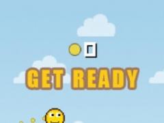 Smiley Tappy - Flyer Birdie Game 1.0 Screenshot