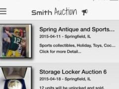 Smith Co Auction - Demo App 1.0.3 Screenshot