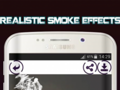 Smoke Photo Editor 1.0 Screenshot