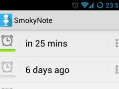 SmokyNote Pro 1.0 Screenshot