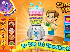 Smoothie Maker Crazy Chef Game 1.0.6 Screenshot