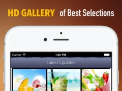 Smoothies Wallpapers HD:Art Pictures 1.0 Screenshot