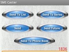 SMS Caster Free 1.0 Screenshot