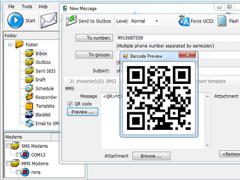 SMS Deliverer Ultimate 1.0 Screenshot