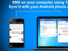 SMS Integration for Trillian 6.0 Screenshot