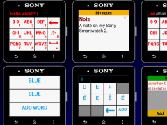 SMS&Notes for SmartWatch Lite 1.3.2 Screenshot
