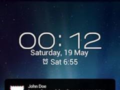 SMS Notification Popup  Screenshot