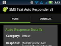 SMS Text Auto Responder FREE 3.1.8 Screenshot