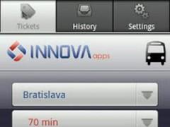 SMS Cestovný lístok 0.9.9 Screenshot