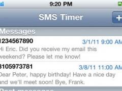 SMS~Timer 1.0 Screenshot