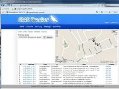 SMS Tracker (TM) 4.048 Screenshot