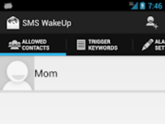 SMS WakeUp 1.0 Screenshot