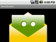Sms2Email 1.4 Screenshot