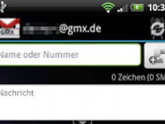 SMSoIP GMX Plugin 1.5.1 Screenshot