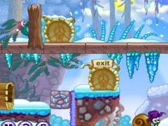 Snail bob II saving papa 1.0 Screenshot