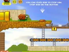 Snail bob New 2.0 Screenshot