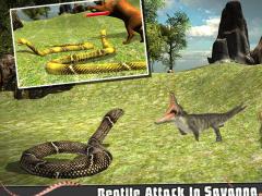 Snake Attack Simulator 1.3 Screenshot