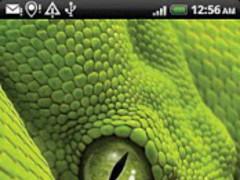 Snake Eye Live Wallpaper 1.07 Screenshot