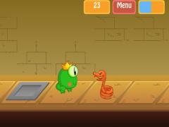 Snake VS Frog 1.0 Screenshot