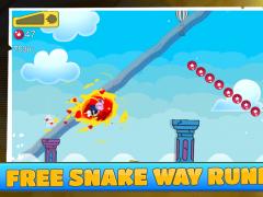 SnakeWay Battle Of Saiyan 1.4 Screenshot