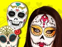 Snap Catrina photo editor - Sugar skull Mexican 1.0 Screenshot
