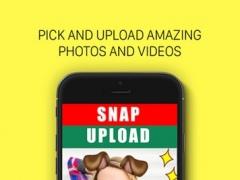 Snap Emoji Dog Face Filters & Effects Upload Pro 1.0 Screenshot