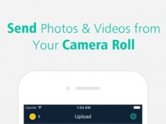 SnapBox for Snapchat & Snap Upload - Send Pictures & Videos from Camera Roll 1.1 Screenshot