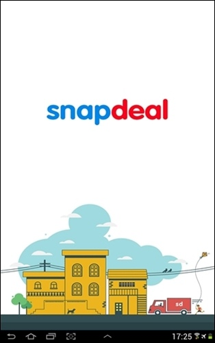 21885aa497a Snapdeal Online Shopping App for Quality Products