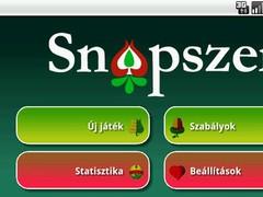 Snapszer (Schnapsen, 66) 1.0 Screenshot